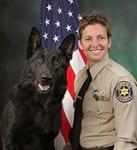 Senior Deputy Danni Delpt