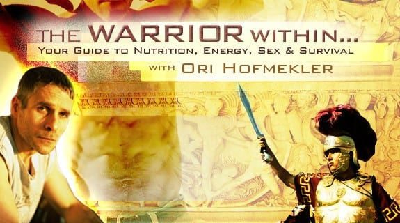 The Warrior Within…Your Guide to Nutrition, Energy, Sex, and Survival