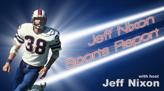 Jeff Nixon Sports Report