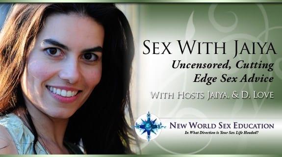 Sex with Jaiya