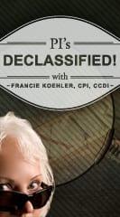 Francie Koehler, CPI, CCDI