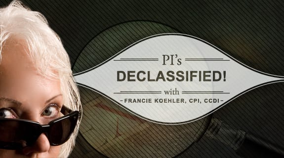 PI's Declassified!