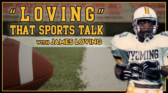 Loving that Sports Talk