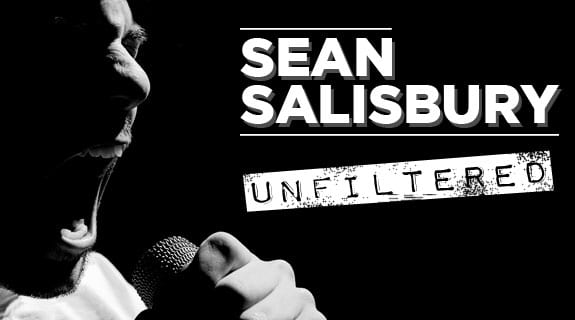 Sean Salisbury Unfiltered