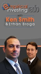 Ken Smith and Ethan Broga