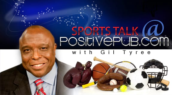 SportsTalk at the PositivePub