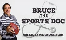 Bruce the Sports Doc