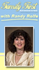 Randy Rolfe, JD, MA, Bestselling author, family therapist, and wellness educator