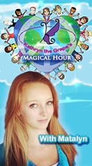 Kathryn the Grape's Magical Hour