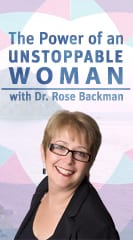 Dr. Rose Backman, Ph.D. in Clinical Nutrition; Developer of      'Backman Emotional Technique'