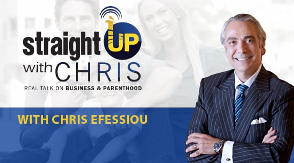 Straight-Up with Chris: Real Talk on Business and Parenthood