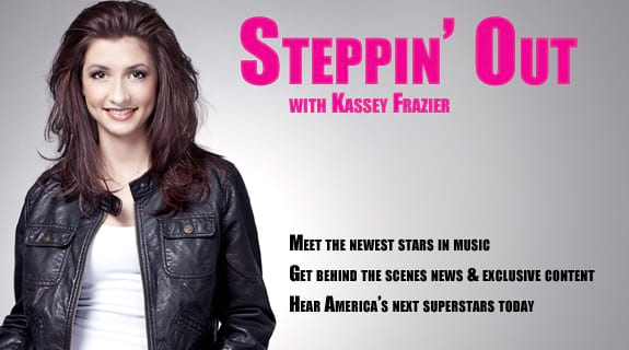 Steppin' Out with Kassey Frazier