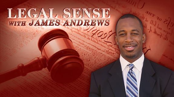 Legal Sense with James Andrews