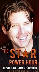 Star Power Hour with James Barbour