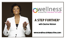 The Wellness Lounge – A Step Further