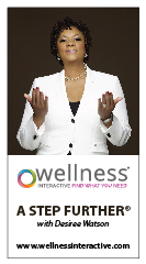 Wellness Interactive - A Step Further