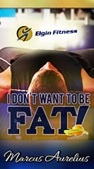I Don't Want to be FAT!