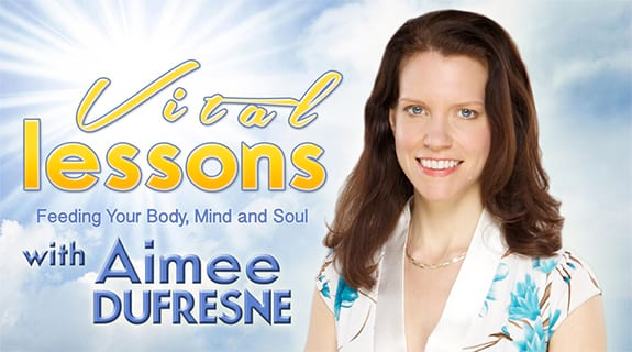 Vital Lessons: Feeding Your Body, Mind and Soul