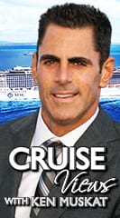 Ken Muskat, Cruise Industry Executive
