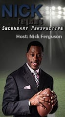 Nick Ferguson's Secondary Perspective