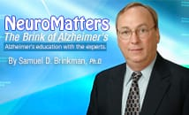 NeuroMatters: The Brink of Alzheimer's