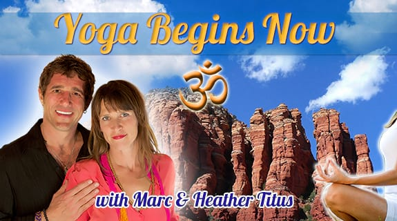 Yoga Begins Now