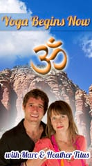 Yoga Begins Now
