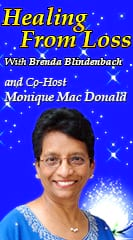 Brenda Blindenbach and Monique MacDonald