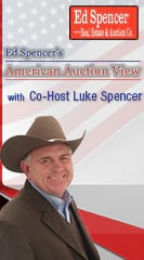Ed Spencer with Co-Host Luke Spencer