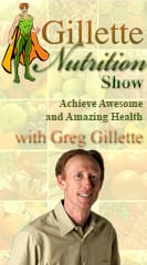 Gillette Nutrition Show