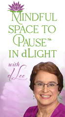 Mindful Space to Pause in dLight