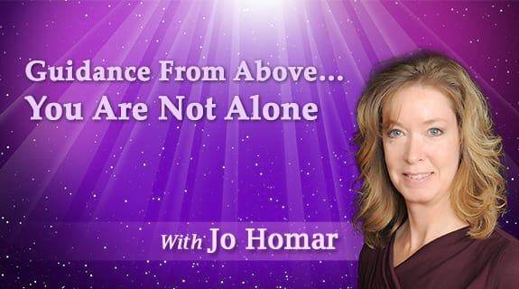 Guidance From Above: You Are Not Alone