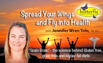 Spread Your Wings and Fly into Health