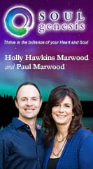 Holly Hawkins Marwood and Paul Marwood