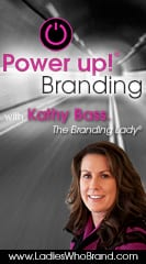 Kathy Bass, The Branding Lady®