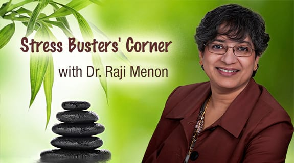 Stress Busters' Corner