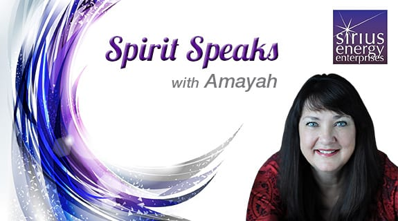 Spirit Speaks