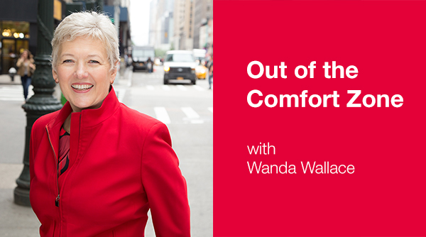 Out of the Comfort Zone with Wanda Wallace