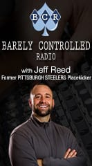 Barely Controlled Radio