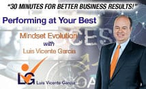 Performing at Your Best: Mindset Evolution with Luis Vicente Garcia