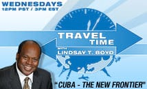Travel Time with Lindsay T Boyd - Dreamm Weaver