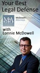 Lonnie McDowell
