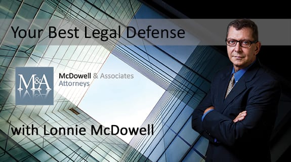 Your Best Legal Defense