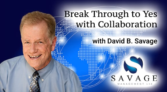 Break Through to Yes with Collaboration