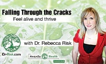 Falling Through the Cracks: Feel alive and thrive