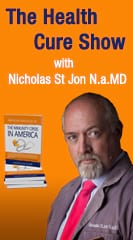 Nicholas St Jon, N.a.MD