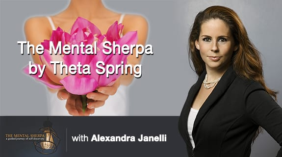 The Mental Sherpa by Theta Spring