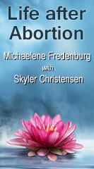 Michaelene Fredenburg with Co-Host Skyler Christensen