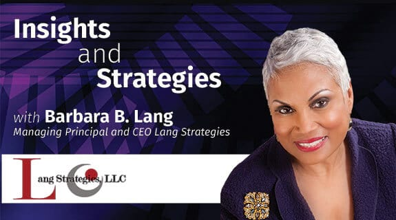 Insights and Strategies with Barbara Lang