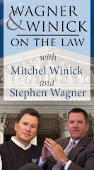 Mitchel Winick and Stephen Wagner, with Michael Cohen